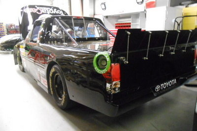 For Sale: Ex-NASCAR Toyota Tundra Tuned For Autocross Review
