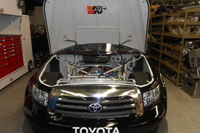 For Sale: Ex-NASCAR Toyota Tundra Tuned For Autocross - image 630456