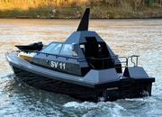 Safehaven Marine Introduces The Barracuda SV11 Stealth Boat - image 630645