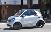 2017 Smart Fortwo Cabriolet - image 631294