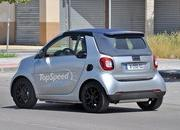 2017 Smart Fortwo Cabriolet - image 631297
