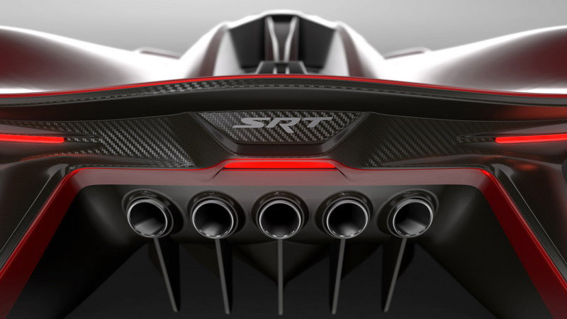 2015 SRT Tomahawk Vision Gran Turismo Exterior Computer Renderings and Photoshop - image 632073