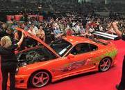 The Fast and The Furious Toyota Supra Stunt Car Auctioned For $185k - image 630869