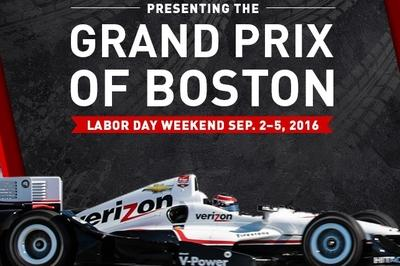 IndyCar Grand Prix Of Boston In 2016