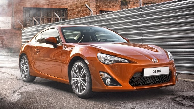 Toyota Plans Model Under The GT86