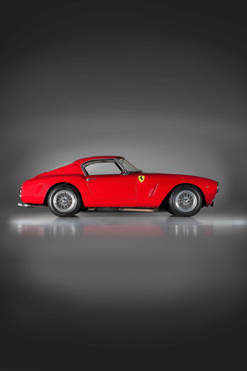 Two Multi-Million $ Ferraris Will Be Auctioned For Charity