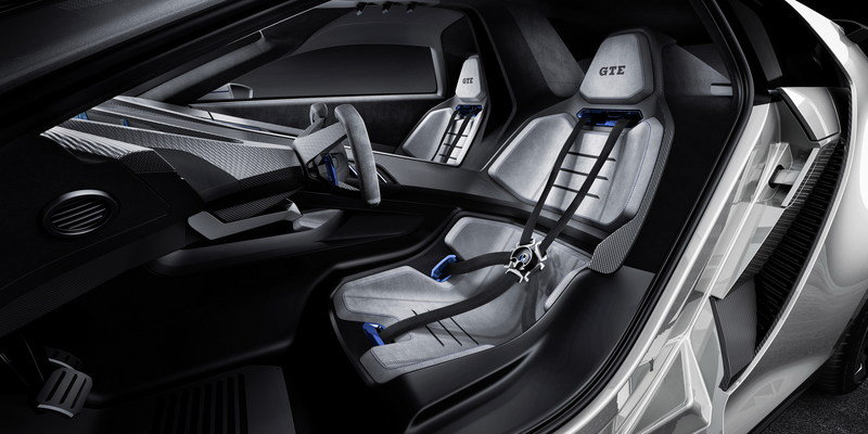 2015 Volkswagen Golf GTE Sport Concept Interior Computer Renderings and Photoshop - image 630140