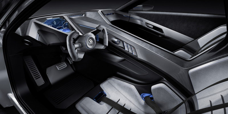 2015 Volkswagen Golf GTE Sport Concept Interior Computer Renderings and Photoshop - image 630139