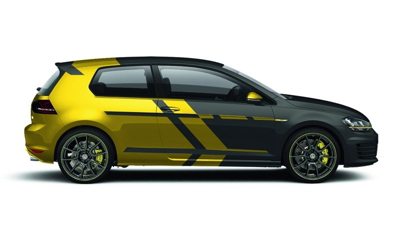 2015 Volkswagen Golf GTI Performance Concept