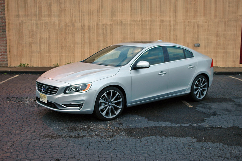 No more Diesel Engines for the upcoming Volvo S60