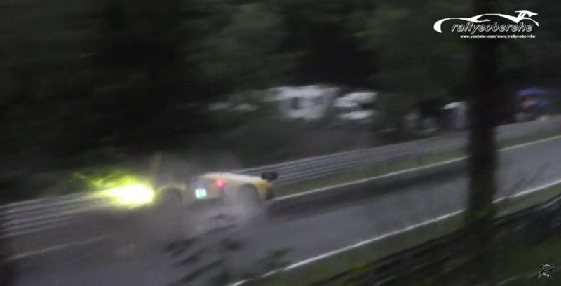 Watch SCG003 Crashing At Nurburgring: Video