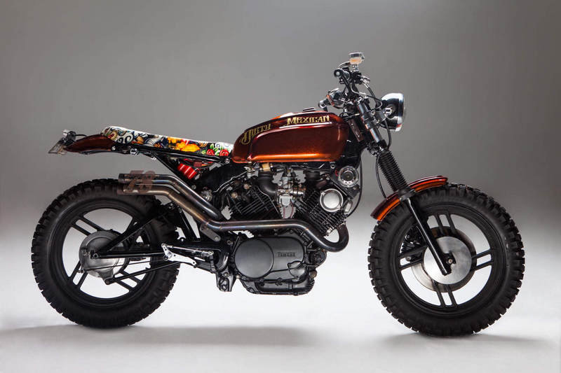 Yamaha Virago Gets Custom Treatment From Open Road Customs