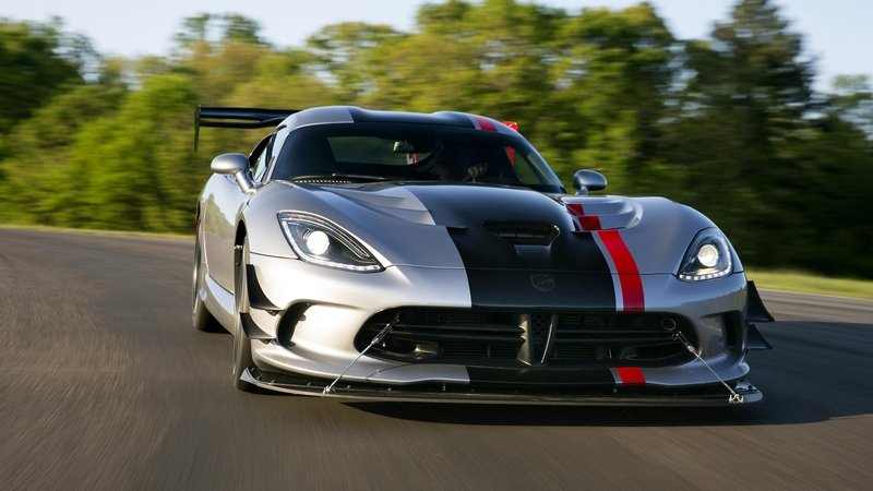 You Can Now Order The 2016 Dodge Viper ACR