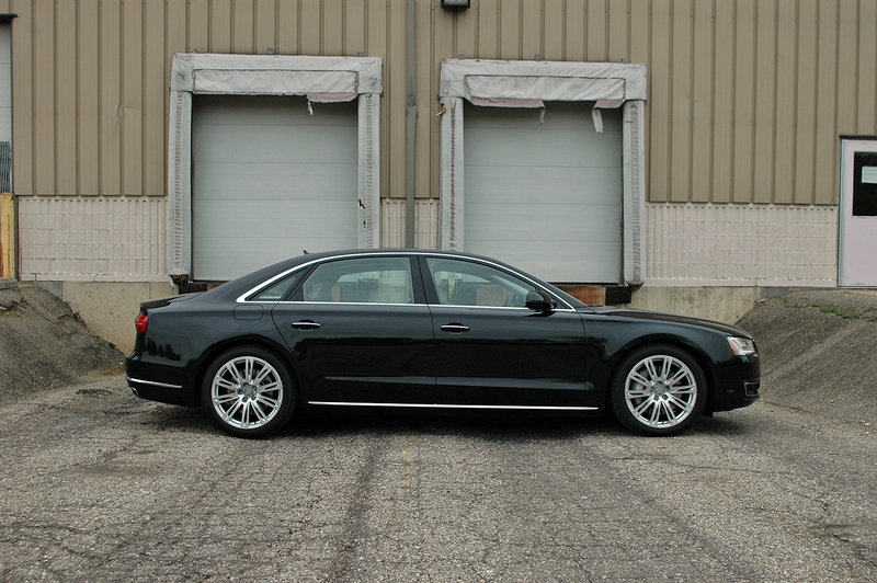 2015 Audi A8 - Driven High Resolution Exterior Test drive - image 632128