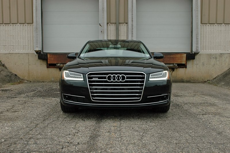 2015 Audi A8 - Driven High Resolution Exterior Test drive - image 632129