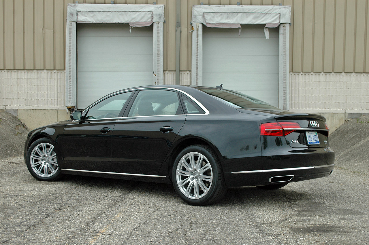 2015 audi a8 driven picture 632131 car review top speed. Black Bedroom Furniture Sets. Home Design Ideas