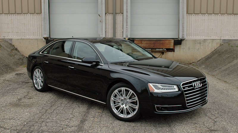 2015 Audi A8 - Driven High Resolution Exterior Test drive - image 632126