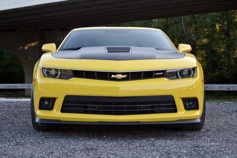 2015 Chevrolet Camaro SS 1LE - Driven Exterior Test drive - image 635751