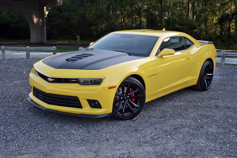 2015 Chevrolet Camaro SS 1LE - Driven Exterior Test drive - image 635753