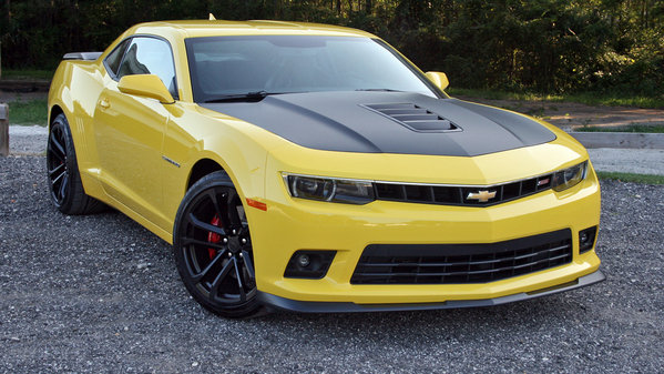 2015 Chevrolet Camaro Ss 1le Driven Review Top Speed