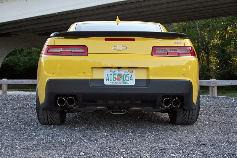 2015 Chevrolet Camaro SS 1LE - Driven Exterior Test drive - image 635756