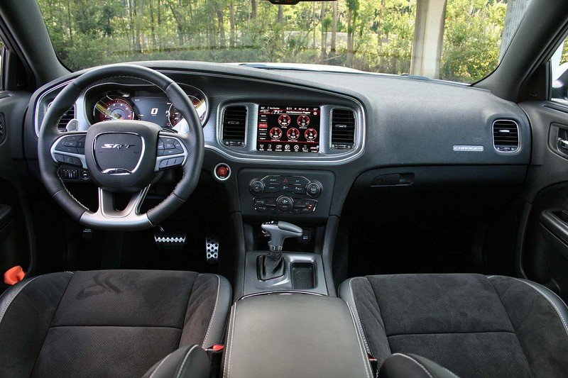 2015 Dodge Charger Srt Hellcat Driven Top Speed