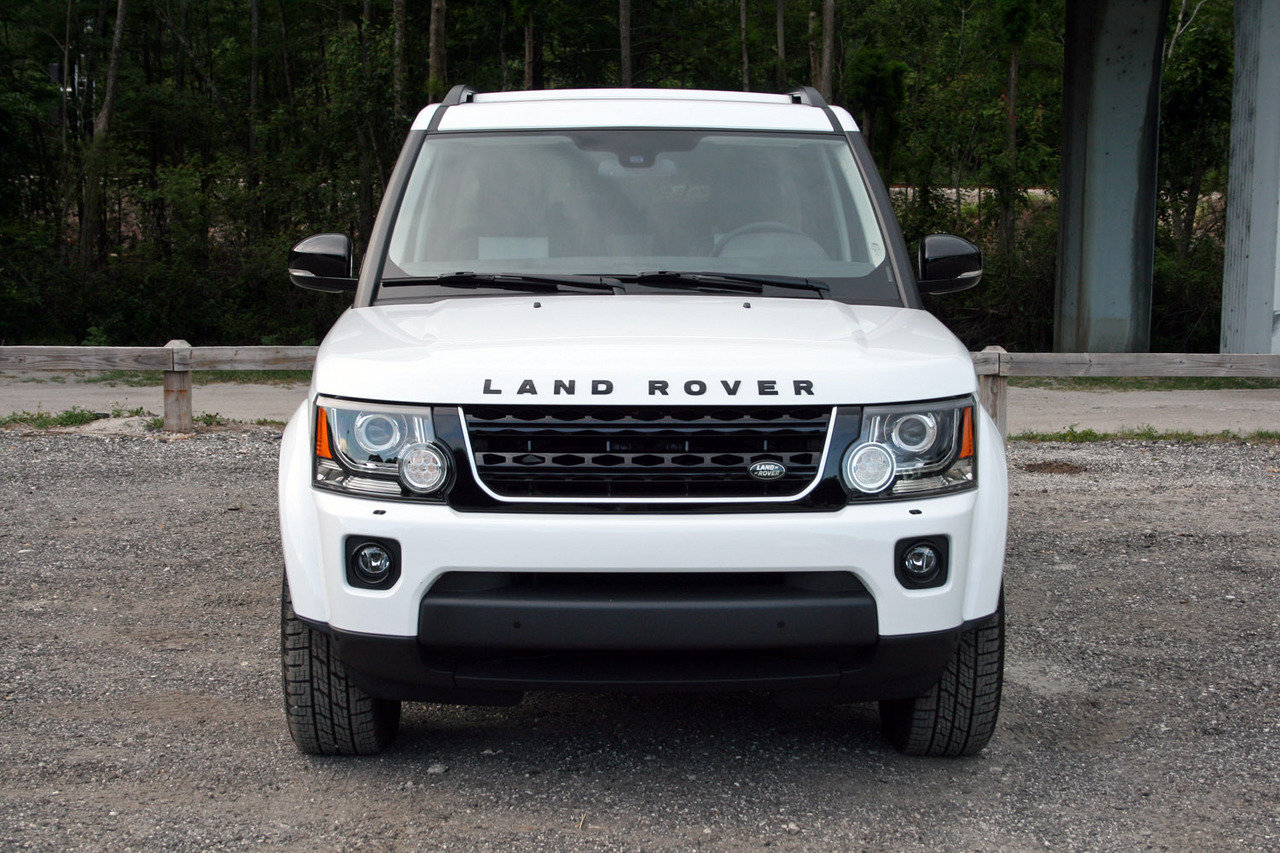 2015 Land Rover LR4 - Driven - Picture 632871 | truck review @ Top