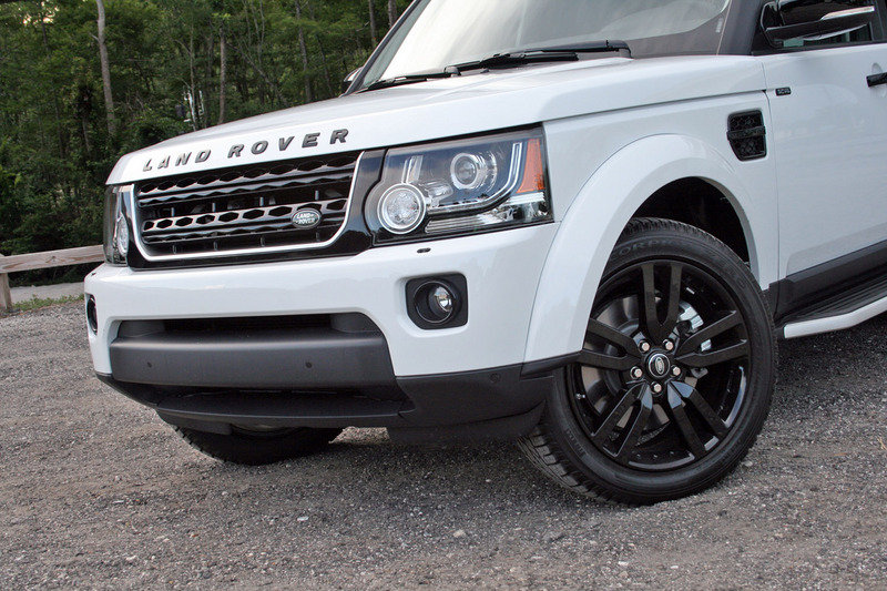 2015 Land Rover LR4 - Driven