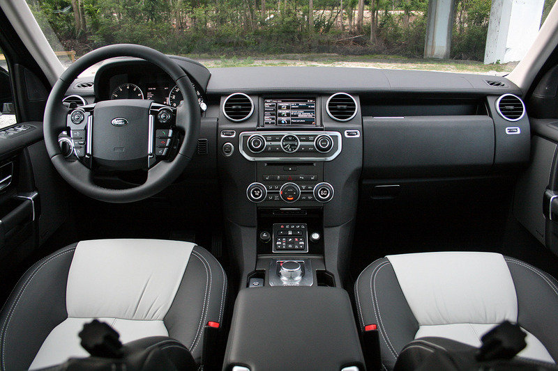 2015 Land Rover LR4 - Driven - image 632885