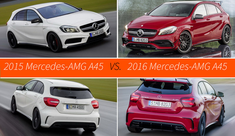 2015 Mercedes-AMG A 45 4MATIC - image 635515