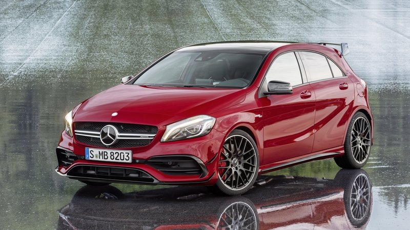 2015 Mercedes-AMG A 45 4MATIC High Resolution Exterior - image 635514