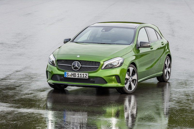 2016 Mercedes-Benz A-Class High Resolution Exterior - image 635462