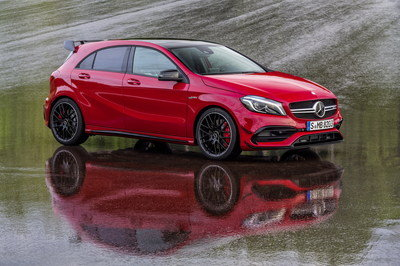 2015 Mercedes-AMG A 45 4MATIC - image 635510