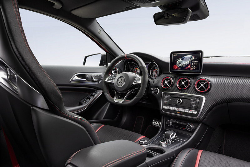 2015 Mercedes-AMG A 45 4MATIC High Resolution Interior - image 635513
