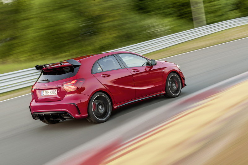 2015 Mercedes-AMG A 45 4MATIC High Resolution Exterior - image 635500
