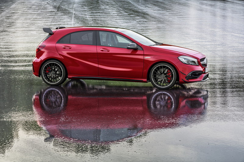 2015 Mercedes-AMG A 45 4MATIC High Resolution Exterior - image 635506