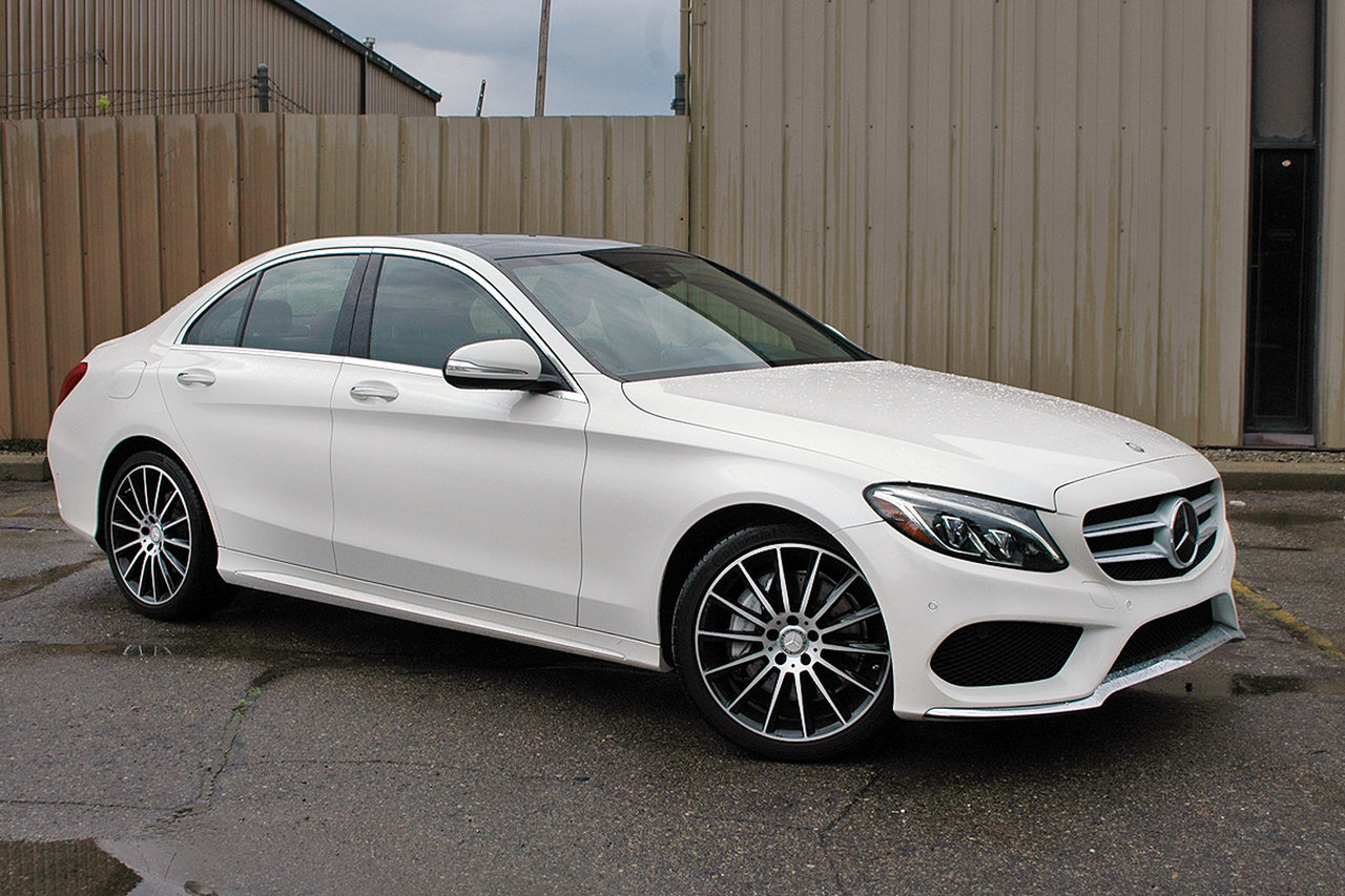 2015 mercedes c400 driven picture 635617 car review top speed