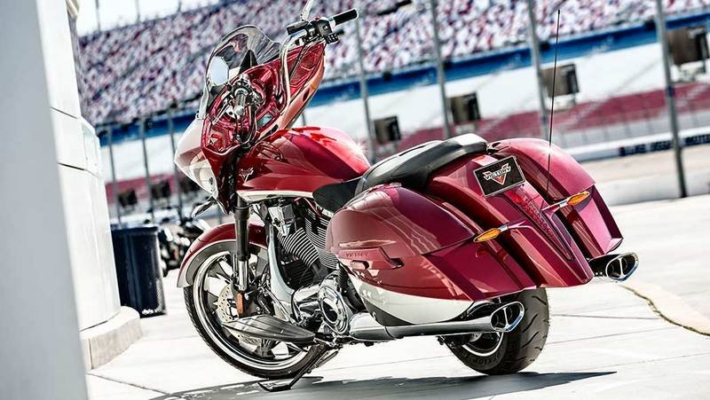 2015 Victory Magnum Top Speed
