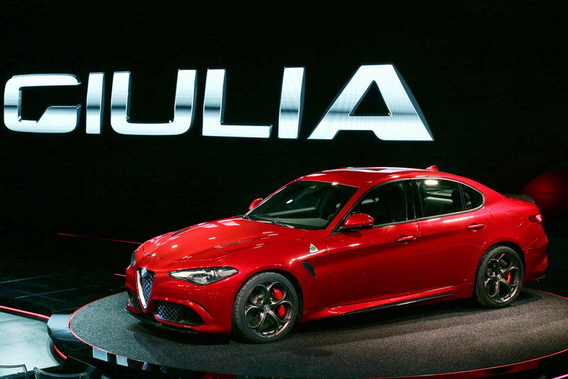 2017 Alfa Romeo Giulia Quadrifoglio High Resolution Exterior - image 634946