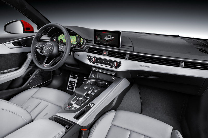 2016 - 2018 Audi A4 High Resolution Interior - image 635405
