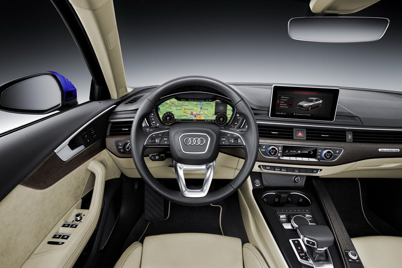 2016 - 2018 Audi A4 High Resolution Interior - image 635411