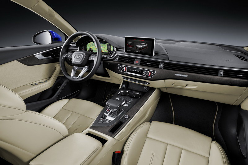 2016 - 2018 Audi A4 High Resolution Interior - image 635412
