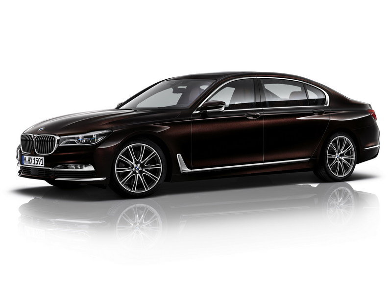 2016 BMW 7 Series High Resolution Exterior - image 633554