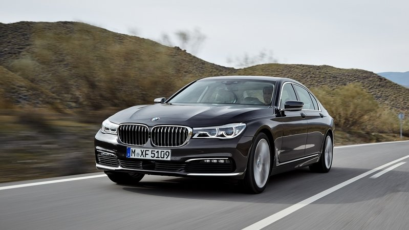 BMW Officially Unveiled The New Generation 7-Series High Resolution Exterior - image 633577