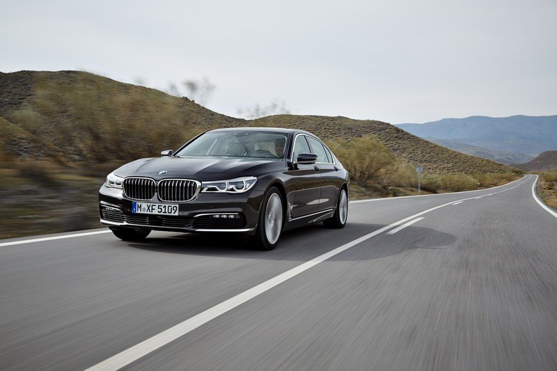 2016 BMW 7 Series High Resolution Exterior - image 633459