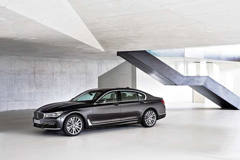 2016 BMW 7 Series High Resolution Exterior - image 633471