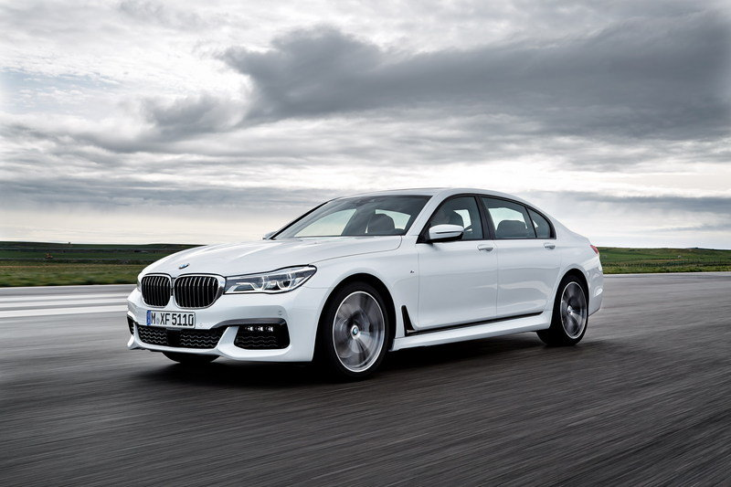 2016 BMW 7 Series High Resolution Exterior - image 633492