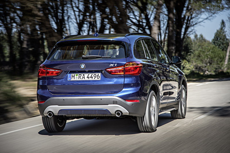 Wallpaper of the Day: 2016-2019 BMW X1