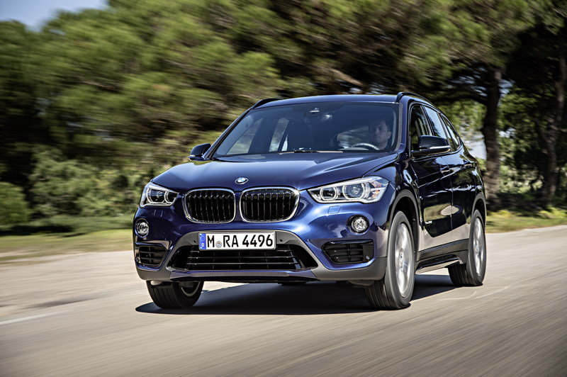 2016 BMW X1 High Resolution Exterior Wallpaper quality - image 632456