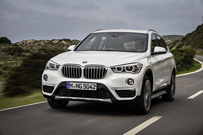 2016 BMW X1 High Resolution Exterior - image 632467